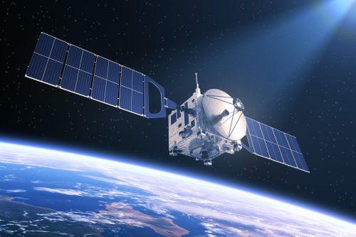 Nimiq 4 satellite in orbit