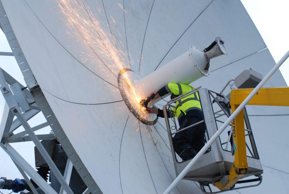 Skybrokers-installed-a-VertexRSI-8.1m-antenna-in-Scandinavia