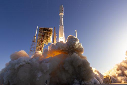 Atlas V Launch of Inmarsat-4 F1