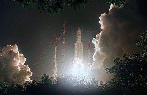 Arianespace launching Wildlblue-1