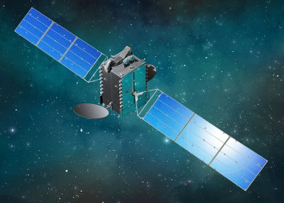 BSat-4b satellite in orbit