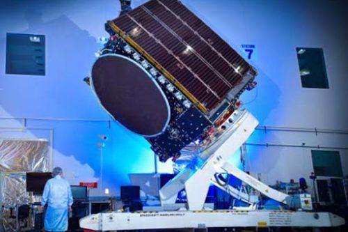 BSat satellite built by Maxar