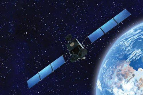 BADR-6 satellite in orbit
