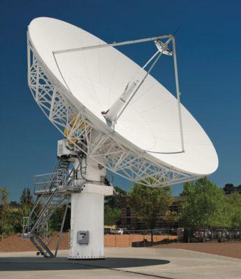 Viasat 13.5m Ka-band Broadband Gateway Earth Station Antenna