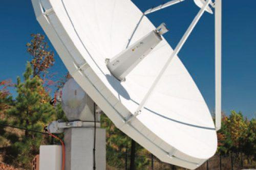 Viasat 4.5m MEOLink Ka-band Antenna model VA-4.5-KA