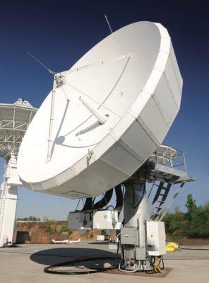Viasat 7.3m Ka-band Earth Station Antenna model VA-73-KA