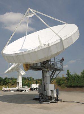 Viasat 9.1m Ka-band Broadband Gateway Earth Station Antenna model VA-91-KA