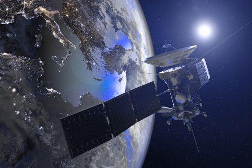 Wildblue-1 satellite in orbit