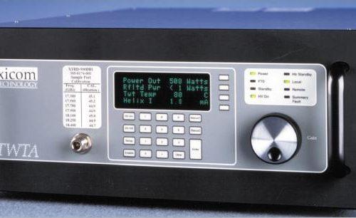 Xicom Technology TWTA 750W Ku-band XTRD-750K Rackmount
