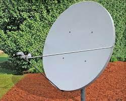 Global Skyware 1.8m antenna