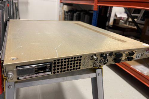 Miteq Upconverter U969-3L rear view