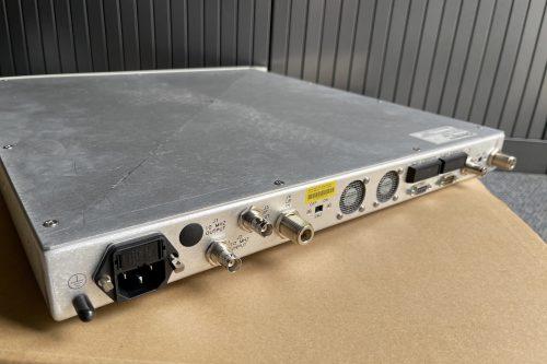 VertexRSI LT3600 Upconverter rear view