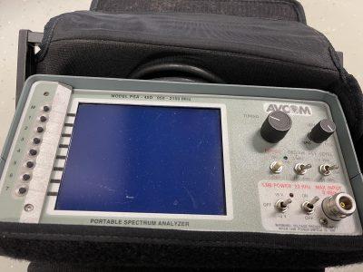 AVCOM L-band Spectrum Analyzer PSA-45D