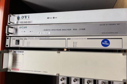 AVCOM Remote Spectrum Analyzer RSA-2150B 2