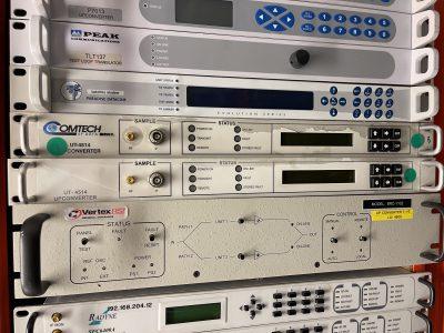 Comtech EFData Upconverter UT4514