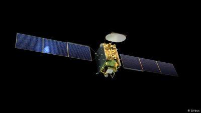 Eutelsat QUANTUM satellite in orbit