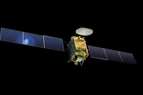 Eutelsat QUANTUM in orbit