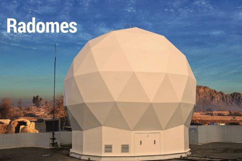 Radome for X/Y Tracking Antennas1