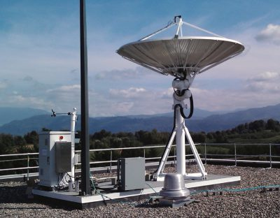 TCS (Comtech) X:Y Tracking Antenna System Type-2