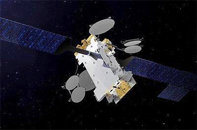 Amazonas Nexus in orbit