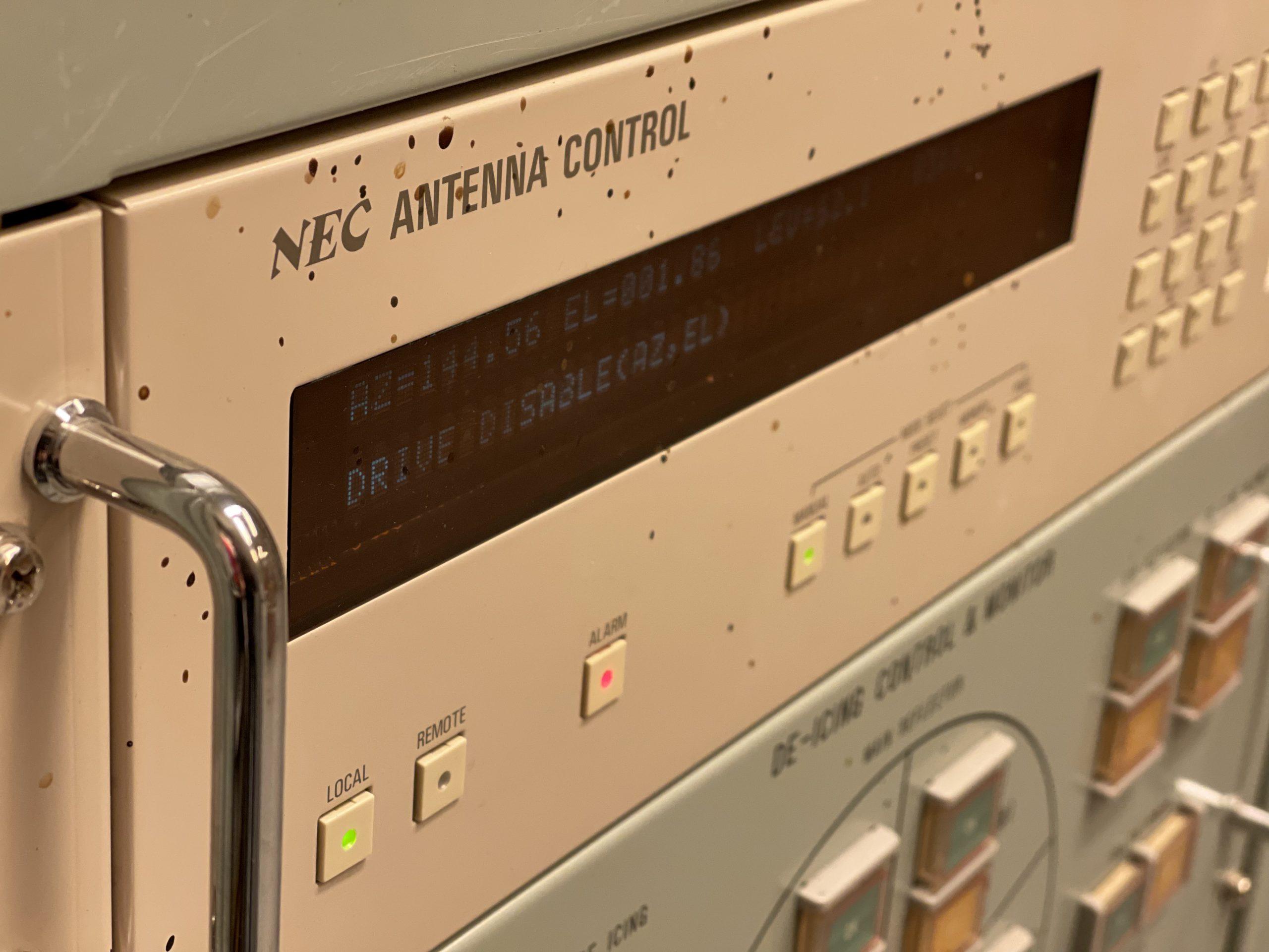 NEC Antenna Controller