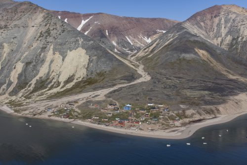 Siorapaluk the Northernmost settlement in Greenland